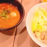 あれよあれよと海老まみれ。つけ麺 五ノ神製作所(東京都新宿区)