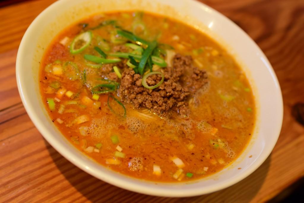 芝浜_担々麺