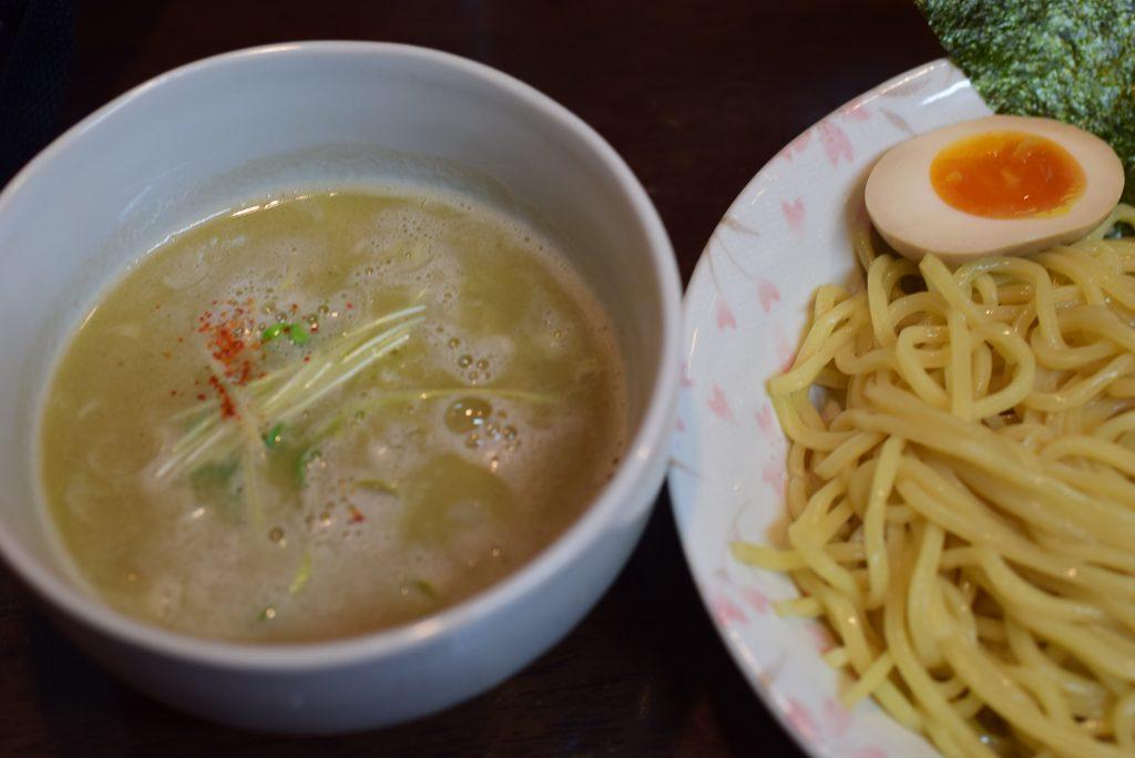 藤丸_鶏塩つけ麺